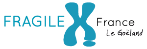 Fragile X France Mobile Logo